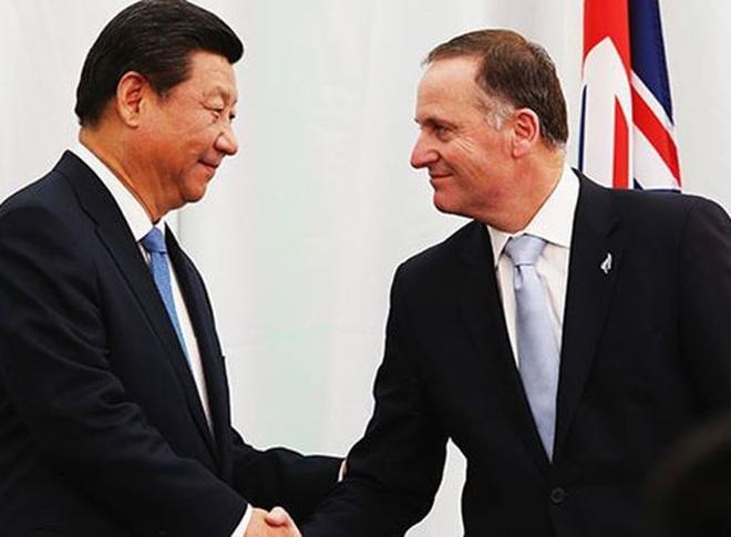 Báo Trung Quốc muốn gây áp lực với New Zealand