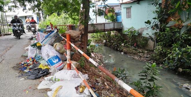 Đề xuất làm cống hộp thay kênh hở vì người dân xả rác quá nhiều
