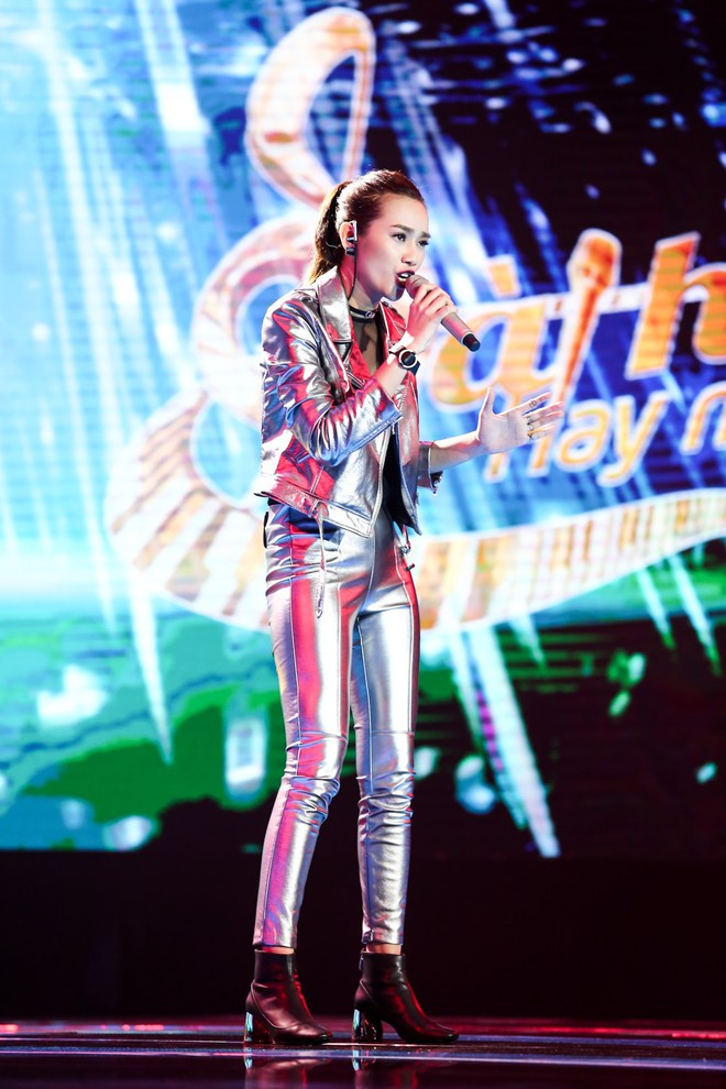 Nhạc sĩ Đức Trí xúc động nhắc đến tình cũ Hồ Ngọc Hà trên truyền hình - Ảnh 1.
