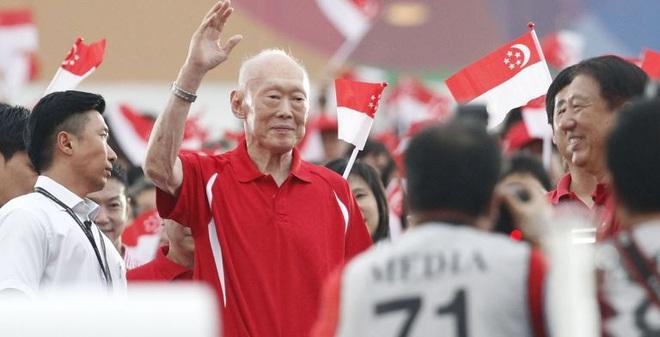 Lý Quang Diệu đã thấy trước mưu đồ cưỡng chế Singapore của TQ?