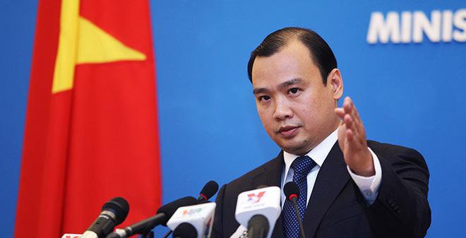 Việt Nam gặp đại diện TQ, yêu cầu hủy bỏ kế hoạch khoan giếng