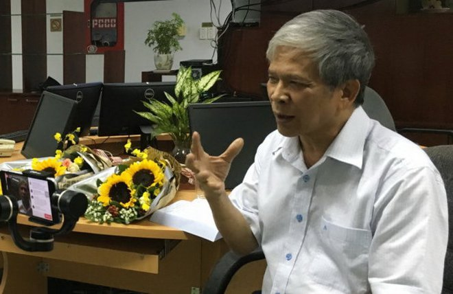 GS môi trường cho rằng ông Lê Phước Vũ tuyên bố hơi thái quá - Ảnh 1.