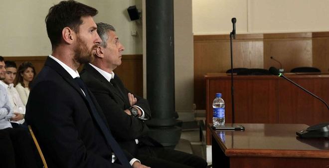 """Messi nhận án tù: """"Ngày phán xét"""" chỉ mới bắt đầu"""