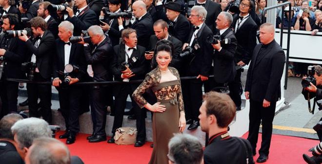 Cánh phóng viên ảnh Cannes 2016 xứng đáng bị kỷ luật!