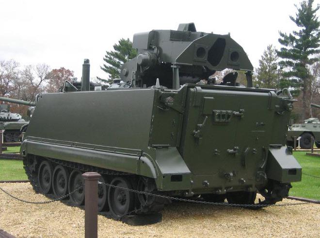 M901 ITV - Hệ thống tên lửa chống tăng tự hành Đầu búa kỳ dị của Mỹ - Ảnh 4.