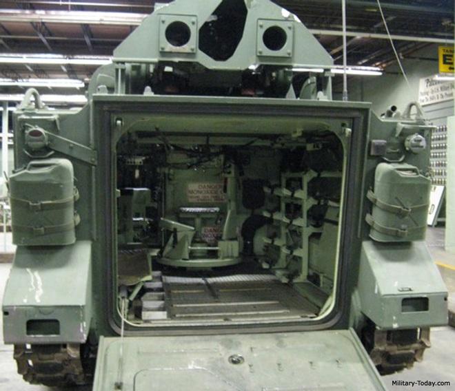 M901 ITV - Hệ thống tên lửa chống tăng tự hành Đầu búa kỳ dị của Mỹ - Ảnh 6.