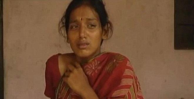 Con dâu bị mẹ và chị chồng đổ axit lên bụng để phá thai vì nghi sinh con gái