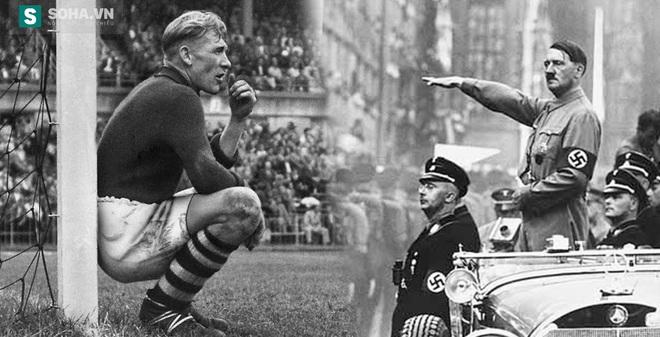 Gã phát xít Đức trở thành huyền thoại bóng đá Anh