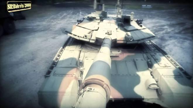 Hợp đồng cực khủng mua 464 xe tăng T-90MS sắp chính thức được ký - Ảnh 1.