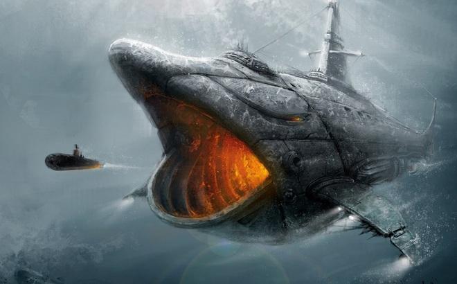 """Quên ngư lôi đi, đây mới là """"kẻ thù"""" đáng sợ nhất của mọi tàu ngầm!"""