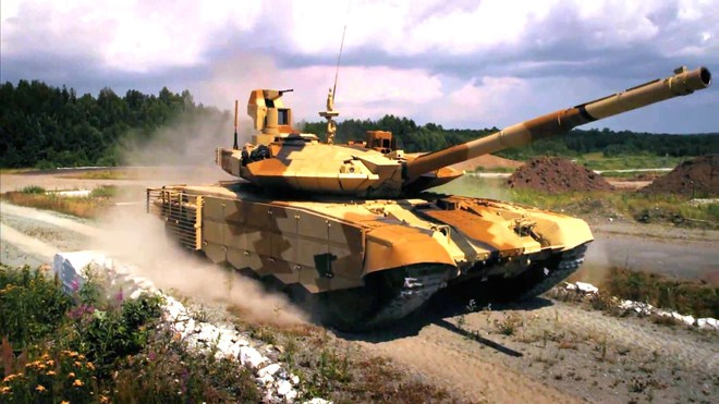 Lục quân Việt Nam tiến lên hiện đại: Tăng T-90MS xoay xở thế nào với vũ khí hủy diệt lớn? - Ảnh 5.