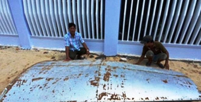 Không có chứng cứ vật thể vớt ở biển liên quan MH370
