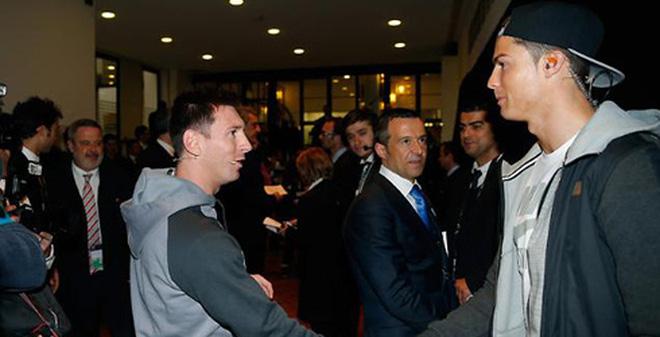 Nhận án tù, Messi bất ngờ cảm ơn Ronaldo