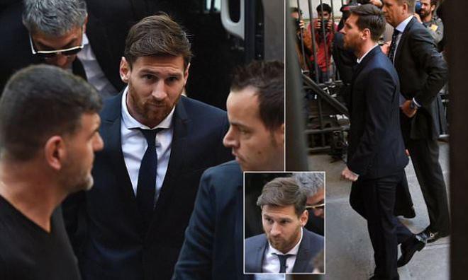 Messi, Ronaldo đang làm gì thế kia? - Ảnh 3.