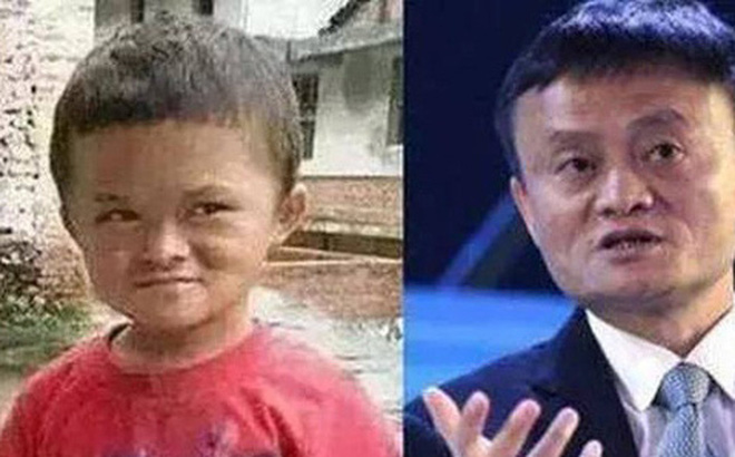 Sự thật phía sau câu chuyện cậu bé nghèo đổi đời vì có gương mặt giống hệt tỷ phú Jack Ma