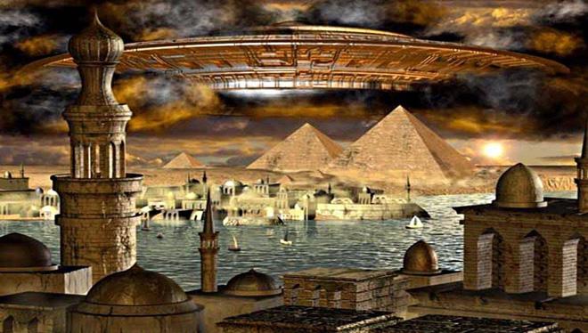Quên kim tự tháp huyền bí đi, đây mới là bí ẩn khổng lồ nhất tại Ai Cập - Ảnh 1.