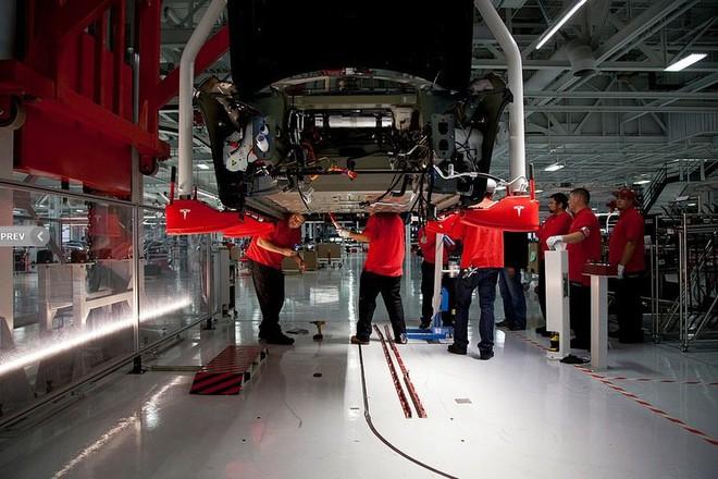 Ý tưởng điên rồ về siêu nhà máy của Elon Musk - Ảnh 14.