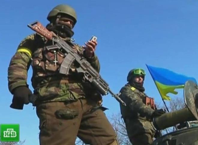 Lính đánh thuê Thổ Nhĩ Kỳ bị phát hiện tiến sát miền Đông Ukraine