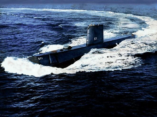 Bí ẩn tàu ngầm ma ám của Liên Xô khiến 42 người chết thảm - Ảnh 2.