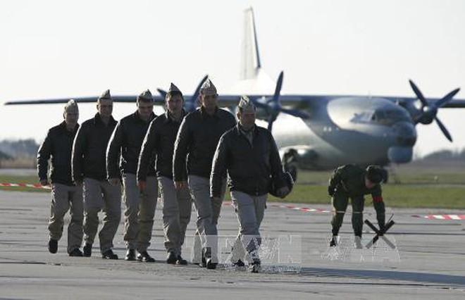 Stratfor: Nga tiếp tục đưa vũ khí mới tới Syria