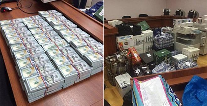 Câu hỏi sau vụ thu 8 tỷ ruble tại nhà quan chức chống tham nhũng Nga