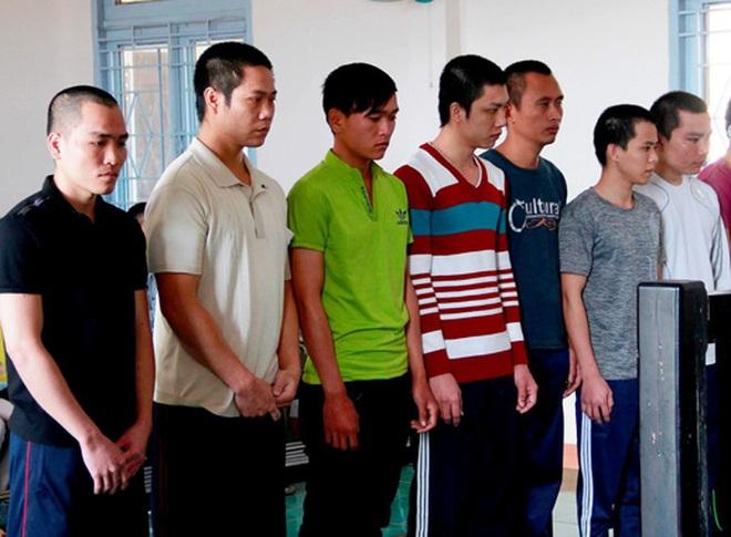 Xét xử lần 4 nhóm bảo vệ công ty Long Sơn chém người, giành đất