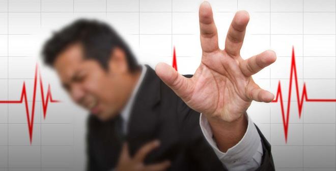 """""""Sát thủ"""" thầm lặng gây bệnh nhồi máu cơ tim, huyết áp"""