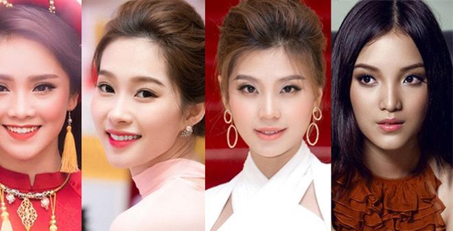 """Mỹ nhân đoạt giải """"Gương mặt khả ái"""" tại các mùa HH Việt Nam đẹp cỡ nào?"""