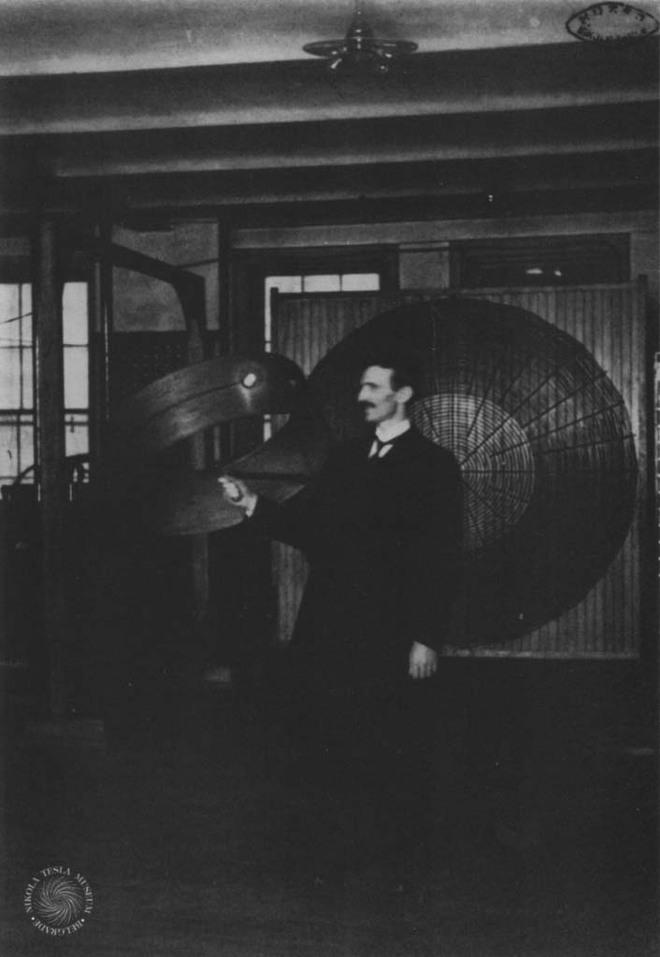 Bộ ảnh độc nhất vô nhị đến giờ mới tiết lộ của về nhà khoa học điên Tesla - Ảnh 10.