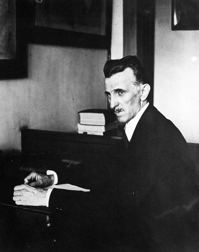 Bộ ảnh độc nhất vô nhị đến giờ mới tiết lộ của về nhà khoa học điên Tesla - Ảnh 6.