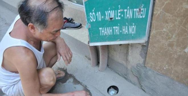 Thông tin bất ngờ vụ hóa đơn nước 19 triệu đồng ở Hà Nội