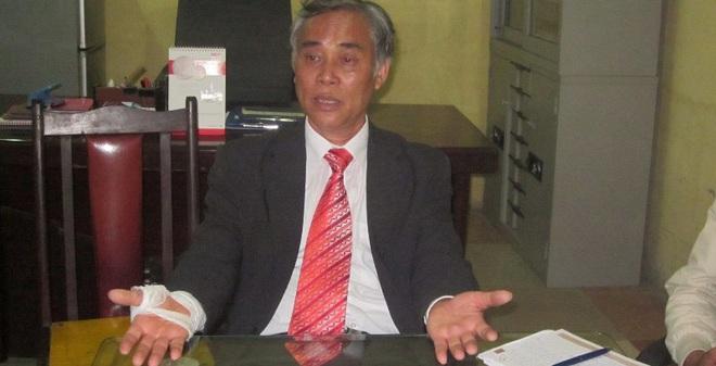 Chủ tịch HĐQT chém bảo vệ trọng thương: Cầm dao để tự vệ
