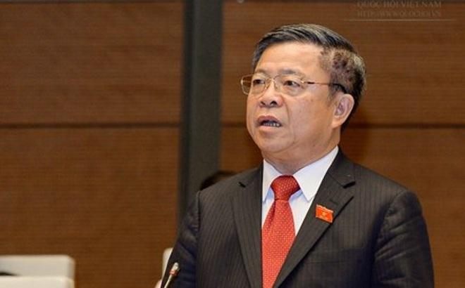 """Ông Võ Kim Cự nêu 3 vấn đề """"bế tắc"""" trong tái cấu trúc trong nông nghiệp"""