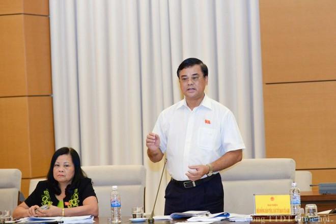 Đề xuất vay Trung Quốc 7.000 tỷ đồng: Điều mà cả 2 Phó Chủ nhiệm của QH đều lo ngại - Ảnh 1.