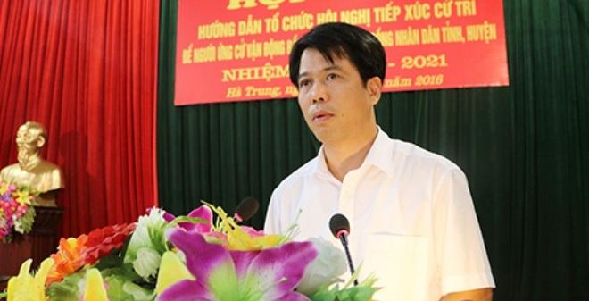 Mùa đóng góp hãi hùng ở Thanh Hóa: Bí thư huyện Hà Trung nói gì?