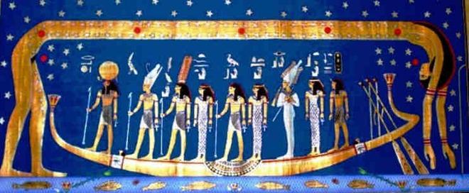 Phát hiện những điều kỳ lạ trong hầm mộ của pharaoh quyền lực nhất Ai Cập - Ảnh 4.