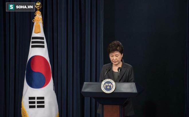 Tổng thống Hàn Quốc Park Geun Hye bị yêu cầu rời khỏi đảng cầm quyền