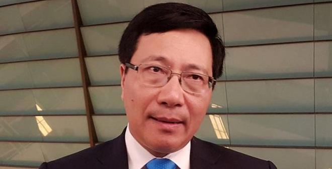 PTT Phạm Bình Minh nói về đề xuất vay Trung Quốc 7.000 tỷ đồng