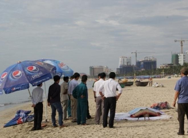 Nam thanh niên nhậu say, tử vong bất thường trên bờ biển