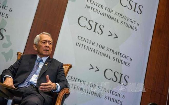 Philippines tuyên bố tạm gác tranh chấp Biển Đông với Trung Quốc