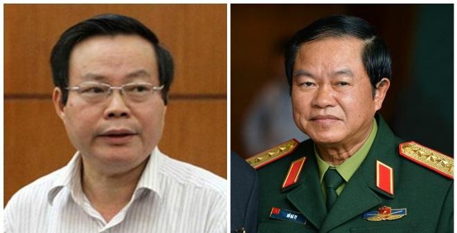 Đại tướng Đỗ Bá Tỵ trở thành tân Phó Chủ tịch Quốc hội