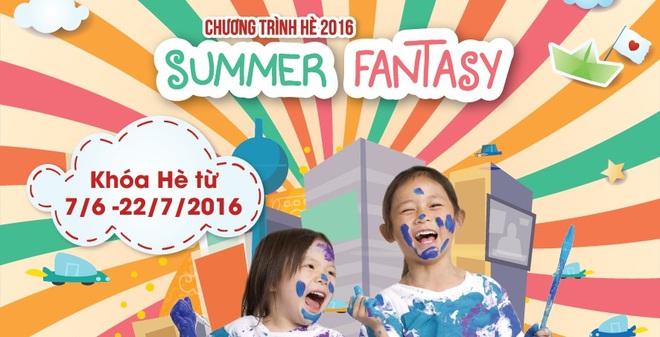 Làm thế nào cho trẻ một mùa hè lý tưởng?