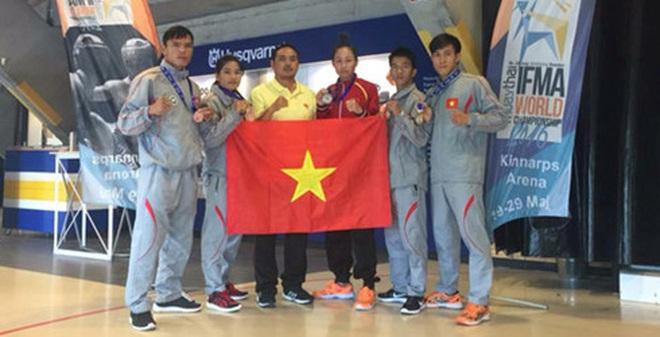 Bùi Yến Ly giành HCB tại giải vô địch Muay Thái thế giới