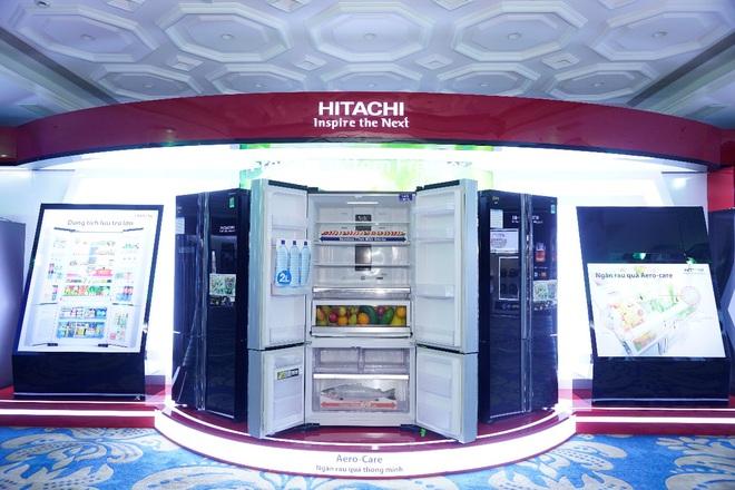 Trải nghiệm sản phẩm công nghệ tương lai từ Hitachi - Ảnh 1.