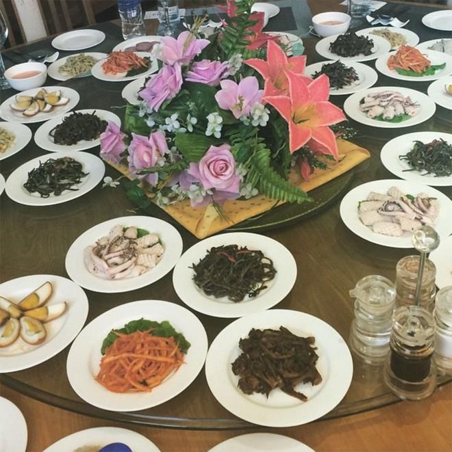 Nhà giàu Triều Tiên thường ăn gì? - Ảnh 1.