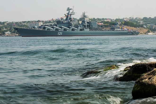 ẢNH+VIDEO: Hoành tráng lễ kỷ niệm Ngày Hải quân Nga - Ảnh 11.