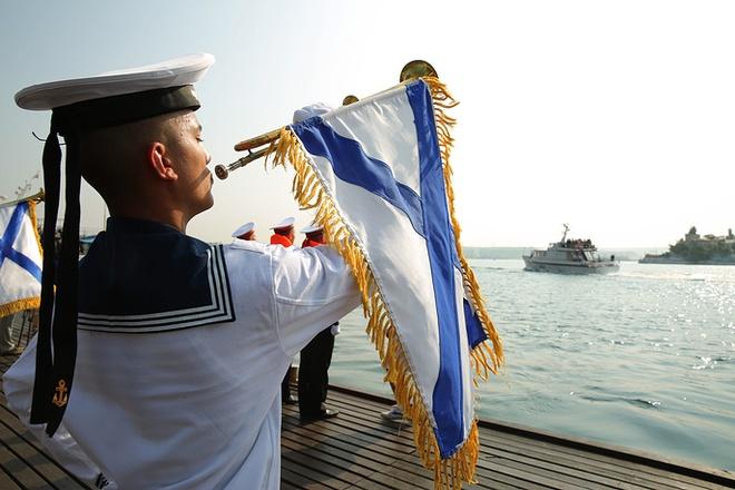 ẢNH+VIDEO: Hoành tráng lễ kỷ niệm Ngày Hải quân Nga - Ảnh 12.