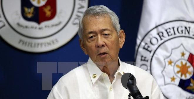 """Philippines hối thúc Trung Quốc đề cao """"thượng tôn pháp luật"""""""