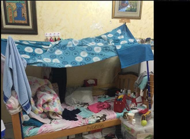 """Mẹ trẻ bị dân tình góp gạch xây nhà vì lỡ đăng ảnh giường ngủ luộm thuộm """"như ổ chó"""""""
