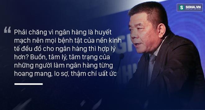 Những phát ngôn gây chú ý của Chủ tịch BIDV Trần Bắc Hà - Ảnh 2.